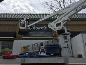 Professional Exterior Sign Installation